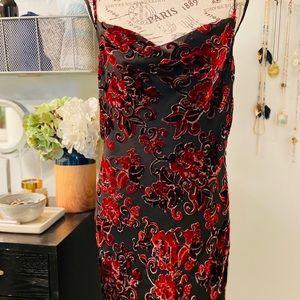 Vintage TAHARI long dress/gown